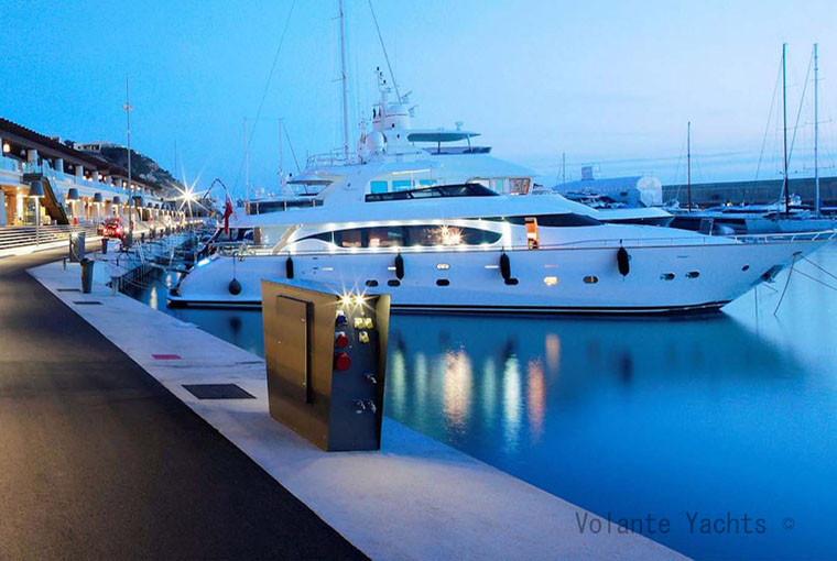 Port Adriano – 50m Berth copy